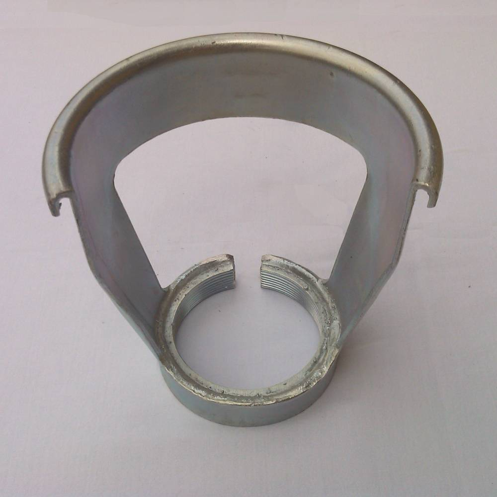 Gas cylinder neck AB04