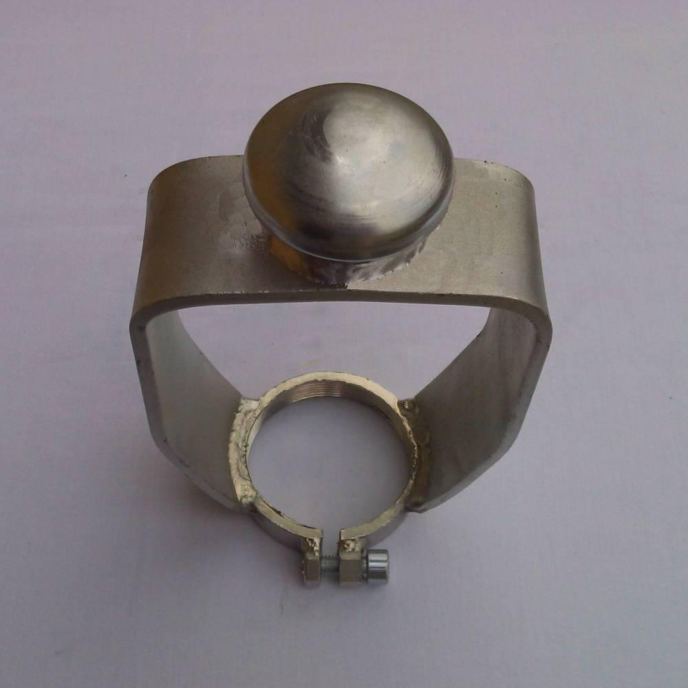Gas cylinder special neck